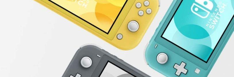 Na vylepšenou verzi Nintenda Switch si ještě počkáme