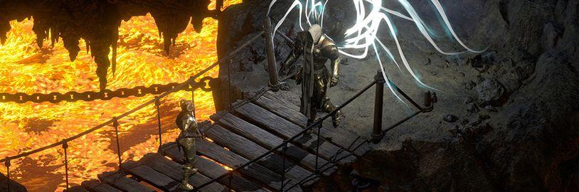 Diablo 2 Resurrected podporuje uložené pozice z původního Diabla 2
