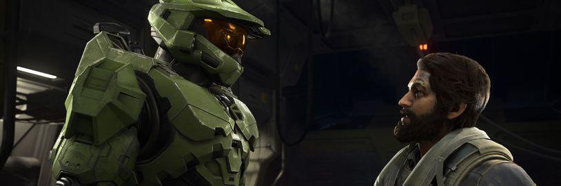 Nepřátelé v Halo Infinite se budou chovat jinak ve dne a v noci