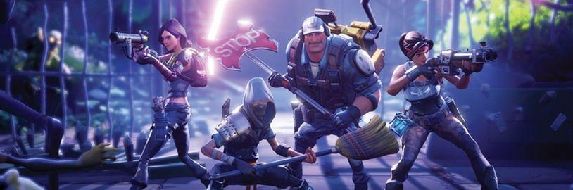 Oblíbenost Fortnite: Battle Royale nabírá na obrátkách