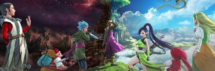 Square Enix oznamuje nové díly série Dragon Quest