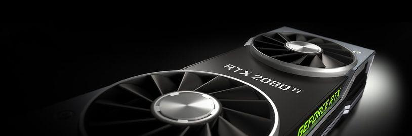 NVIDIA představila nové grafické karty GeForce RTX - realtime Ray-Tracing se stává skutečností