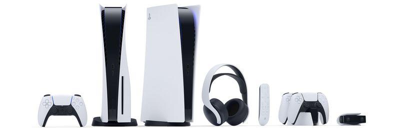 Enormní zájem o PlayStation 5. Obchody hlásí vyprodáno. Kdy bude další vlna?