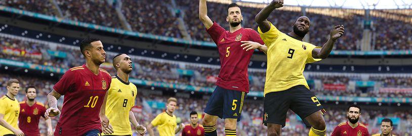 PES 2022 má být podle spekulací free-to-play