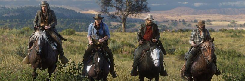 Stručně: Red Dead Redemption 2 na PC, Inside Xbox, Forza Horizon 4