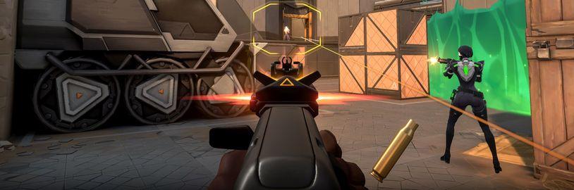Kompetitivní střílečka Valorant se podívá také na mobily