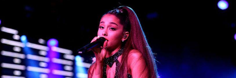 Ariana Grande uspořádá velký koncert ve Fortnite