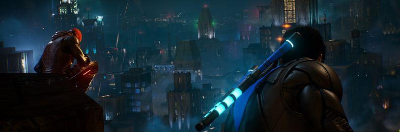 Další hrst detailů o hře Gotham Knights