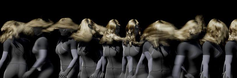 Nová generace konzolí by mohla přinést do her realistické animace vlasů