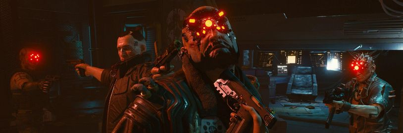 Cyberpunk 2077 s day one patchem je jinou hrou