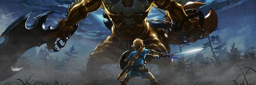 Nintendo nabírá zaměstnance pro vývoj další Zeldy