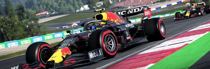Obrazem: F1 2021 závodí na Red Bull Ringu