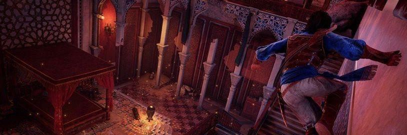 Remake Prince of Persia: Switch verze a bezplatné vylepšení pro next-gen