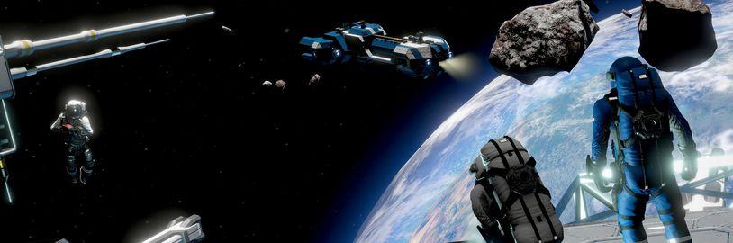Český Space Engineers bourá hranice mezi platformami