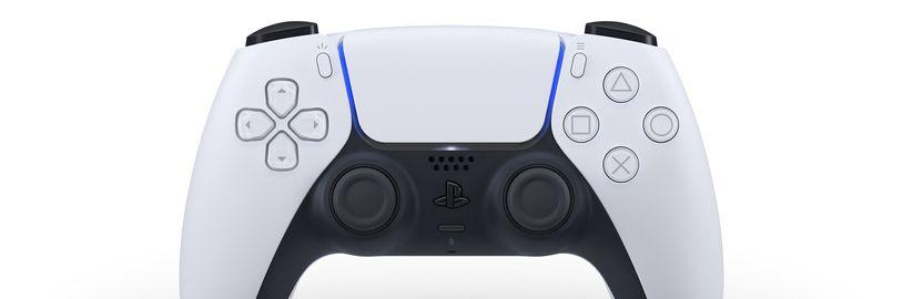 I PS5 ovladač DualSense má problém s driftováním analogů