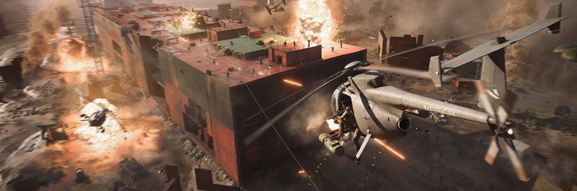 Odložte Battlefield 2042 a opravte ho, žádají fanoušci