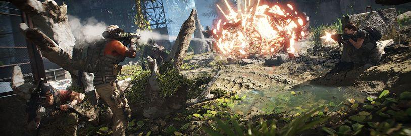 Ubisoft nezapomněl na AI spoluhráče pro Ghost Recon Breakpoint