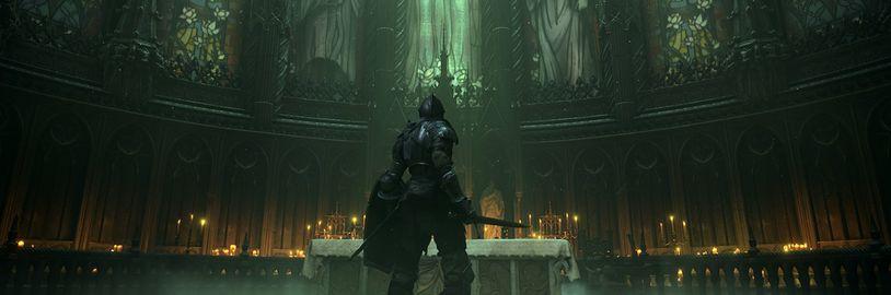 Remake Demon's Souls: O podpoře možností DualSense i spousta video-nápověd