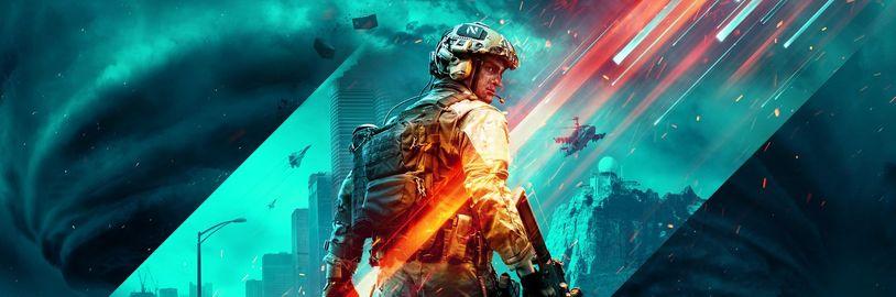 Battlefield 2042 nevyjde v říjnu, ale o měsíc později