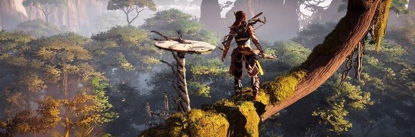 Horizon Zero Dawn i s příběhovým rozšířením zdarma pro PS4 a PS5