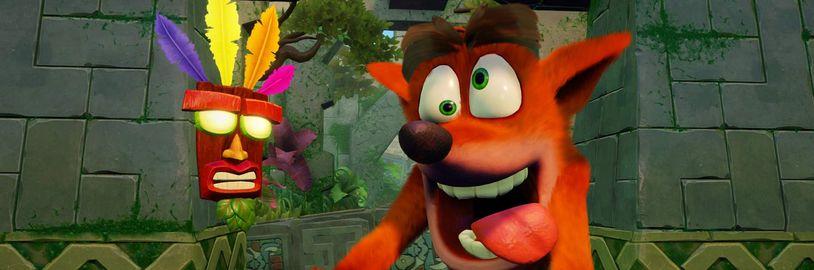 Activision má mít ve vývoji projekty ze sérií Crash Bandicoot, Tony Hawk a Call of Duty