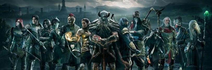 Elder Scrolls Online na zkoušku zdarma