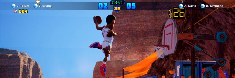 NBA 2K Playgrounds 2 je za dveřmi