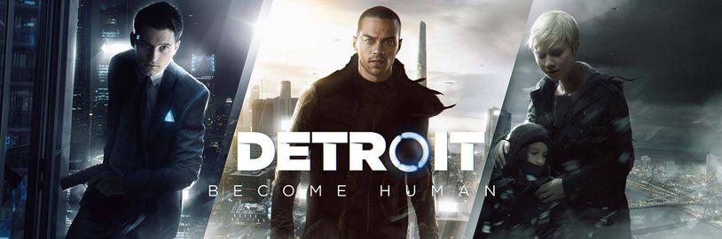 V Detroit: Become Human poprvé dostaneme plnou svobodu našich rozhodnutí. Známe datum vydání