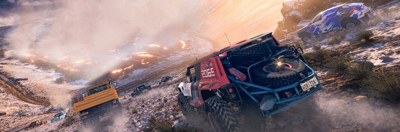 Forza Horizon 5 nabídne češtinu, ale Xbox Series X nevyužije na maximum?