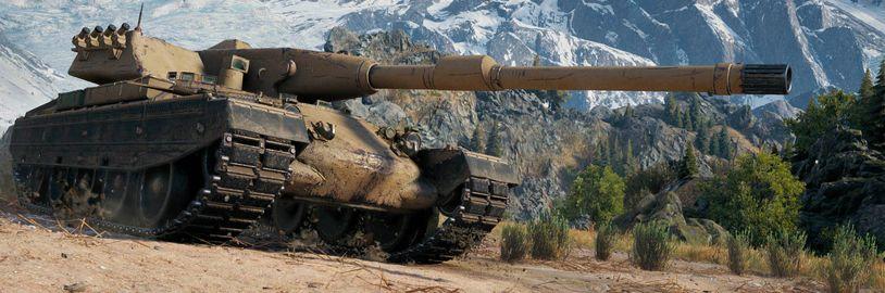 World of Tanks míří na Steam a první aktualizace letoška