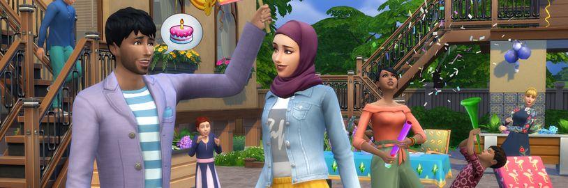 The Sims 4 slaví páté narozeniny
