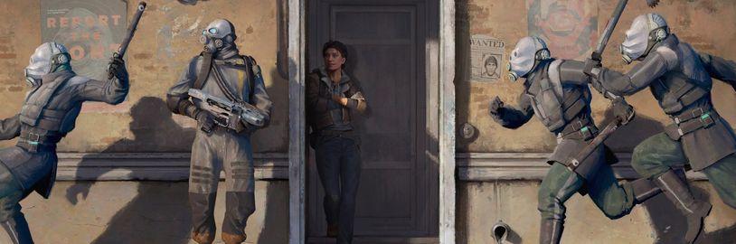 O Half-Life 2: Episode Three, A.R.T.I. a dalších zrušených hrách od Valve
