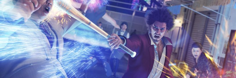 Yakuza bude mít tahové souboje, zatímco Judgment se zaměří na akci