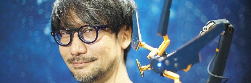 Kojima měl s Xboxem podepsat dohodu o záměru