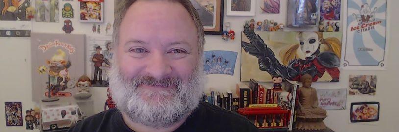 David Jaffe, ex-šéf God of War, pracuje na RPG s gangsterskou tematikou
