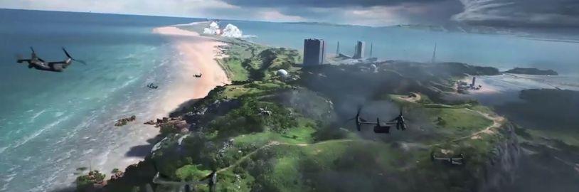 Battlefield: Unikly další obrázky z prvního traileru