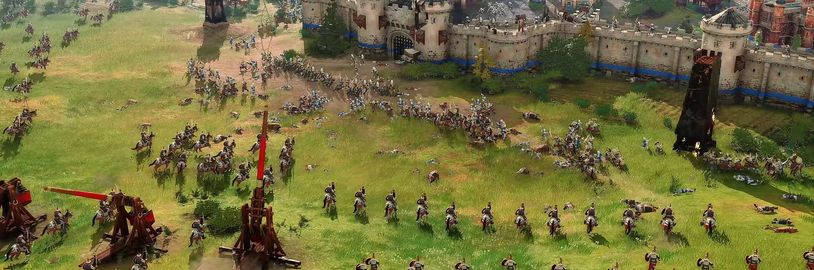 Age of Empires 4 a Lord of the Rings: Gollum se probouzejí, spin-offy Tomb Raider zdarma