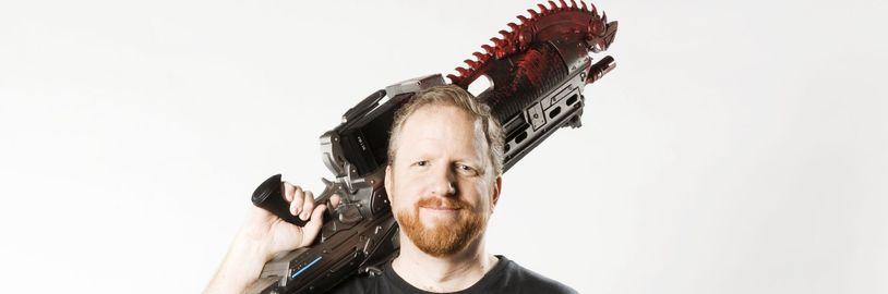 Šéf Gears of War odchází do Blizzardu, aby dohlížel na Diablo