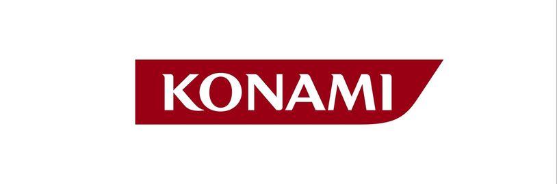 Konami rozpouští tři vývojové divize