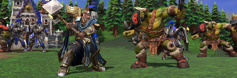 Blizzard chystá betu remasteru Warcraftu 3