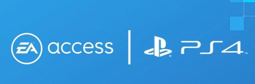 Služba EA Access míří po 5 letech na na PS4