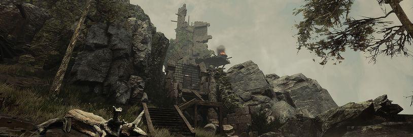 První obrázky z remaku Gothic ukazují hrdinu a prostředí