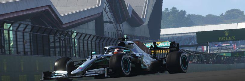 Codemasters prodloužili licenci na F1 do roku 2025