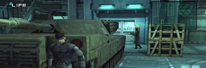 Chystá se Metal Gear Solid Remake?