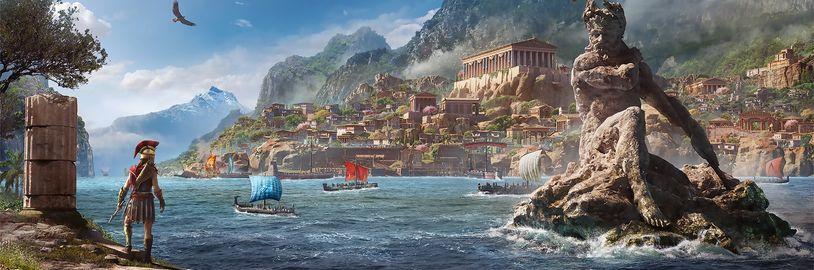 Ubisoft vidí svou budoucnost ve hrách s rozsáhlým otevřeným světem
