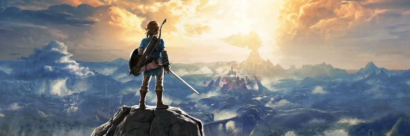 O The Legend of Zelda: Breath of the Wild 2 bude Nintendo mluvit letos