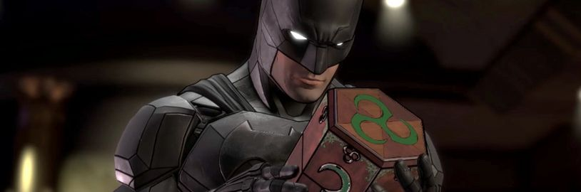 Batman The Enemy Within 0