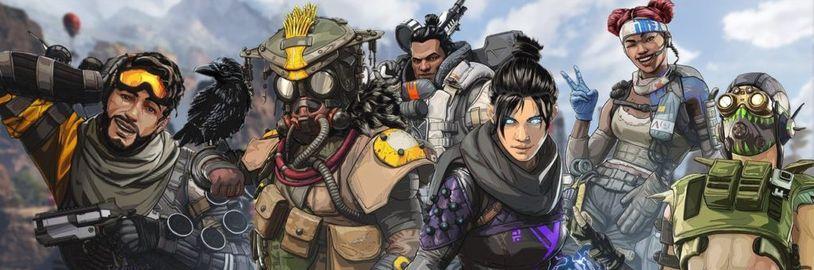 Apex Legends se konečně dočká cross-play podpory