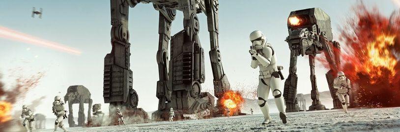 Do Star Wars Battlefront 2 míří co-op a kupa dalších novinek