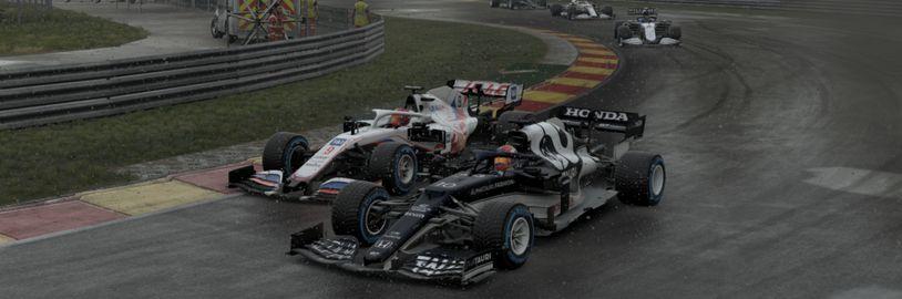 První gameplay z F1 2021. Jak zvládnou hru nové konzole?